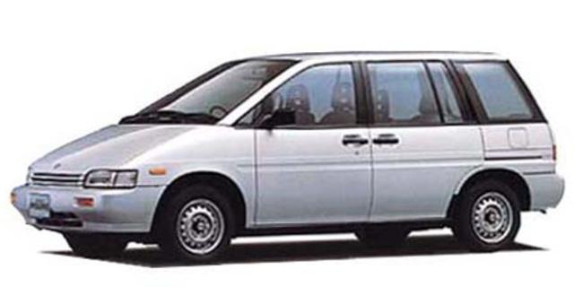 Мануал Nissan Prairie