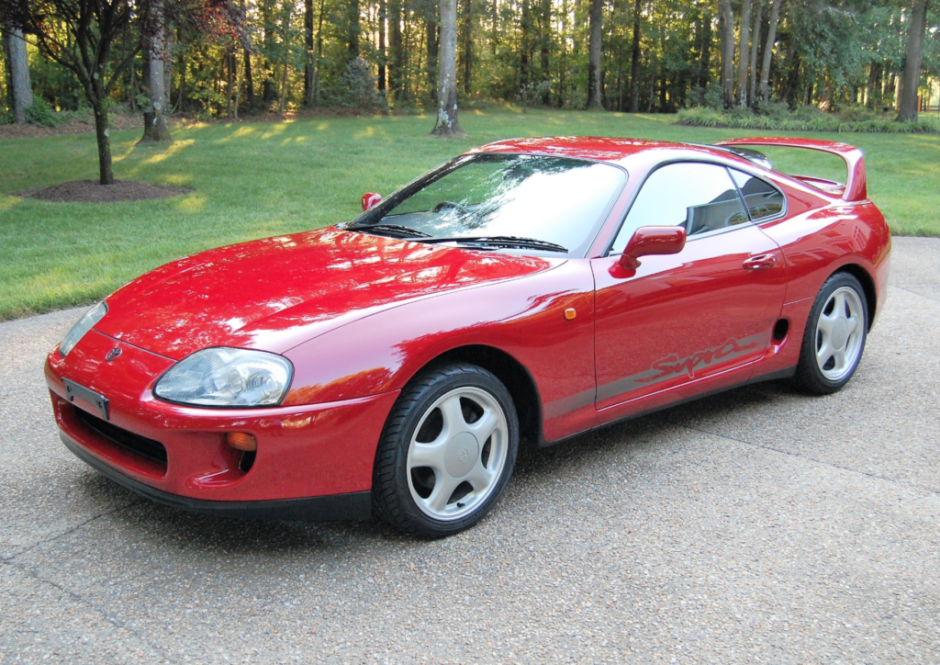 Used Toyota Supra For Sale  Competitive price  Guaranteed