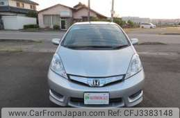 Honda Fit Shuttle 2011