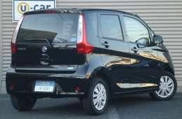 Nissan Dayz 2013