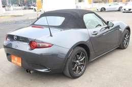 Mazda Roadster 2015