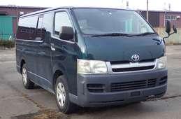 91edf000ccc32f Used Toyota Hiace Van 2006 For Sale At Best Prices - From Japan ...