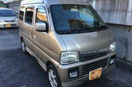 Suzuki Every Wagon 2003