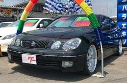 Toyota Aristo 2001