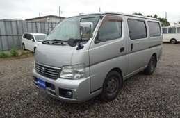 Nissan Caravan Van 2005