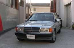 Mercedes-Benz 190 Series 1992