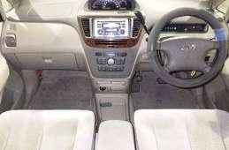 Toyota Nadia 2001