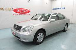 Toyota Celsior 2001