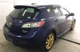 Mazda Axela 2011