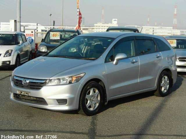 Used Honda Stream for sale