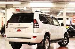 Toyota Land Cruiser Prado 2005