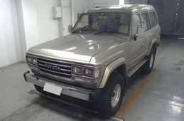 Toyota Land Cruiser 1987