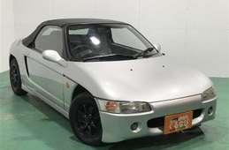 Honda Beat 1993