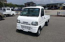 Suzuki Carry Truck 2002