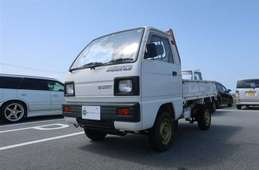 Suzuki Carry Truck 1986