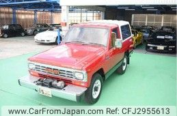 Nissan Safari 1986