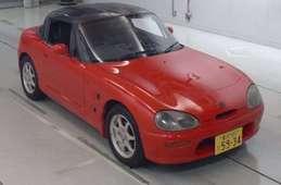 Suzuki Cappuccino 1992