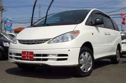 Toyota Estima L 2002