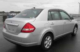 Nissan Tiida Latio 2008