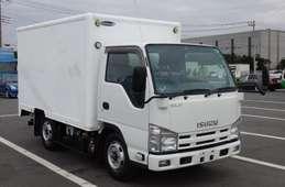 Isuzu Elf Truck 2009