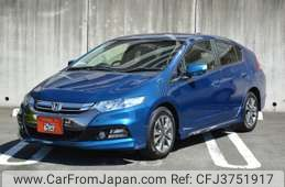 Honda Insight Exclusive 2012