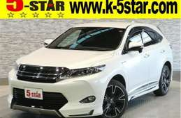 Toyota Harrier Hybrid 2014