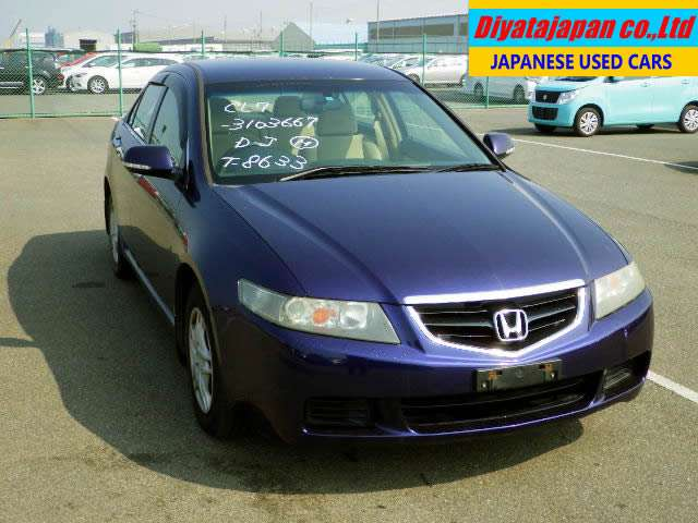 used honda accord 2005 may cl7 3103667 in good condition for sale car from japan. Black Bedroom Furniture Sets. Home Design Ideas