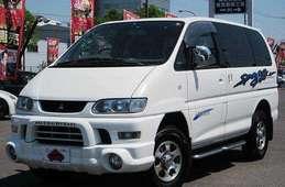 Mitsubishi Delica Spacegear 2006