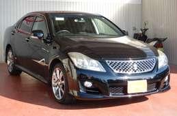 Toyota Crown 2008