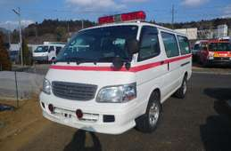 Toyota Hiace Wagon 2002