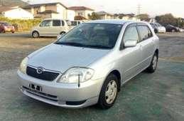 Toyota Corolla Runx 2002