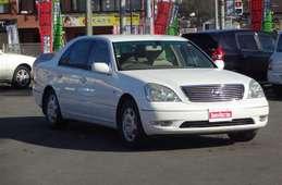 Toyota Celsior 2000