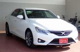Toyota Mark X 2015