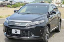 Toyota Harrier 2017