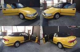 Saab サーブ 900 カブリオレ 1998