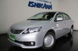 Toyota Allion 2012