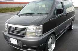 Nissan Homy Elgrand 1998