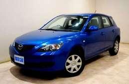 Mazda Axela 2007