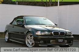 BMW 3 Series Convertible 2001