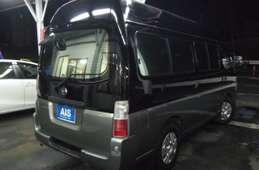 Nissan Caravan Microbus 2002