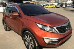 Kia Motors Sportage 2011