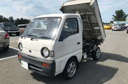 Mazda Scrum Truck 1992