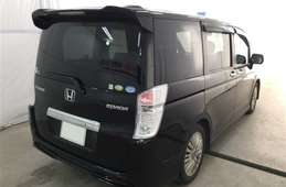 Honda Step WGN 2010