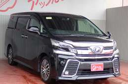 Toyota vellfire 2017