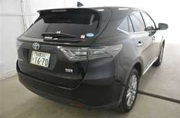 Toyota Harrier Hybrid 2015