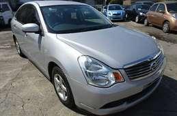Nissan Bluebird Sylphy 2010