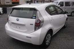 Toyota AQUA 2013
