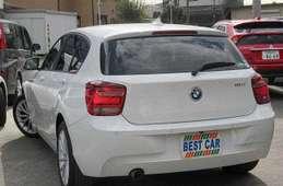 BMW 1 Series 2013