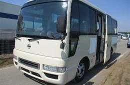 Nissan Civilian Bus 2009