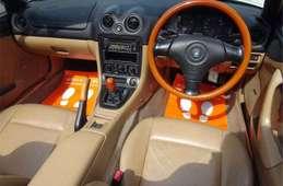 Mazda Roadster 1998
